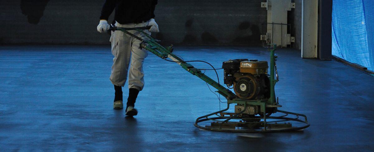 土間屋,仕事,床,コンクリート,js工法